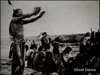As news of Wounded Knee spread throughout the Native nations, Ghost Dance died quickly. Wovoka's prophecies were hollow; the land would not be returned from ...